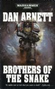 Brothers of the Snake by Dan Abnett Warhammer 40,000 book paperback 40k Iron Snakes
